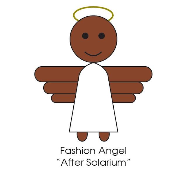 Fashion Angel ... after solarium ;-))
