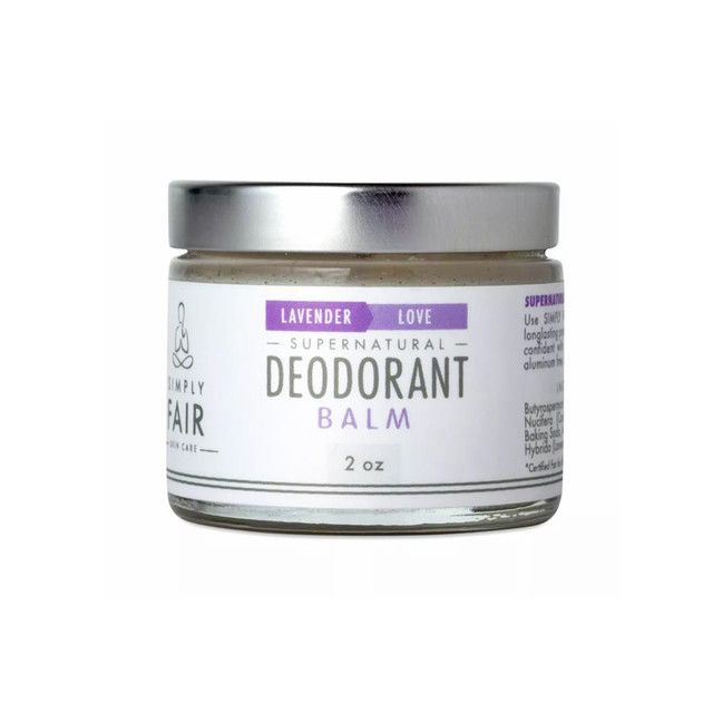 Use SIMPLY FAIR deodorant balm on your underarms for long-lasting protection. Stay fresh and feel confident with our certified Fair Trade, non-aluminum, all natural ingredients.
