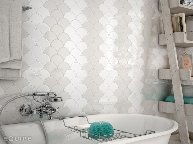 Ceramic wall tiles SCALE by EQUIPE CERAMICAS