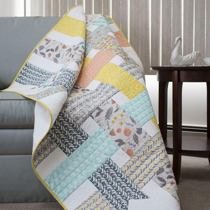 197 best Fabric Love & Quilts images on Pinterest   Liberty fabric ... : beautiful quilt fabrics - Adamdwight.com