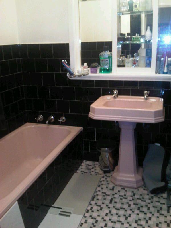 73 best images about Art Deco Bathrooms