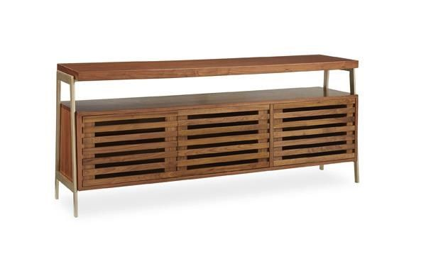 Show Down : Modern Craftsman Occasional : Modern Craftsman : CRF-MEDIA-001 | Caracole Furniture