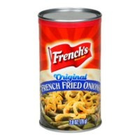 FRENCH'S FRIED ONIONS - OIGNONS FRITS   My American Market
