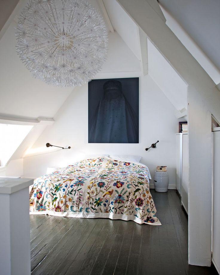 17 beste idee n over zwart wit slaapkamers op pinterest zwarte slaapkamer decor zwart wit for Slaapkamer deco