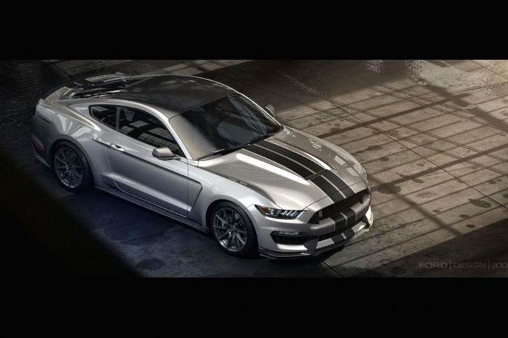 Capping off a year of 50th anniversary celebrations, Ford unveiled the first high-performance version of the all-new sixth-generation Mustang today ahead of the 2014 Los Angeles Auto Show.  #Chevy #Dodgers #Ford #fordshelby #GT350 #Mustang