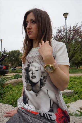 La Bella Donna - Φόρεμα Marilyn