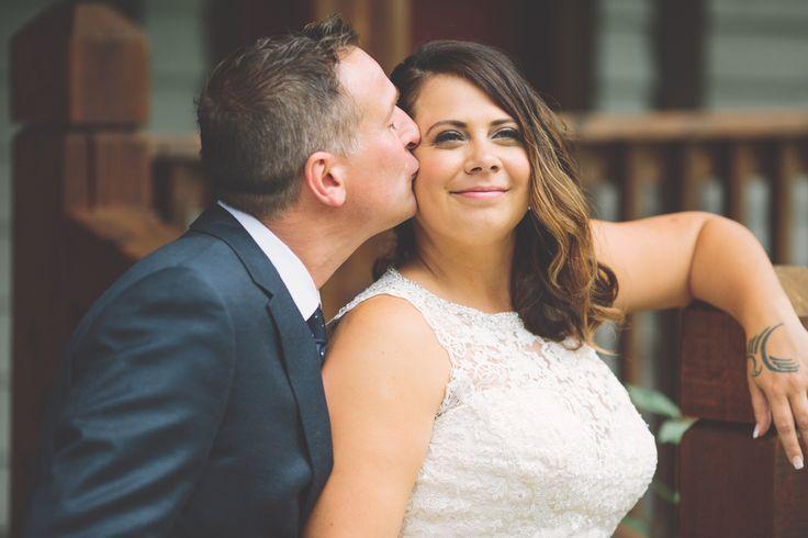 Jessica   Steven: Emerald Lake Wedding. Bride and Groom, Just Married, Wedding Couple
