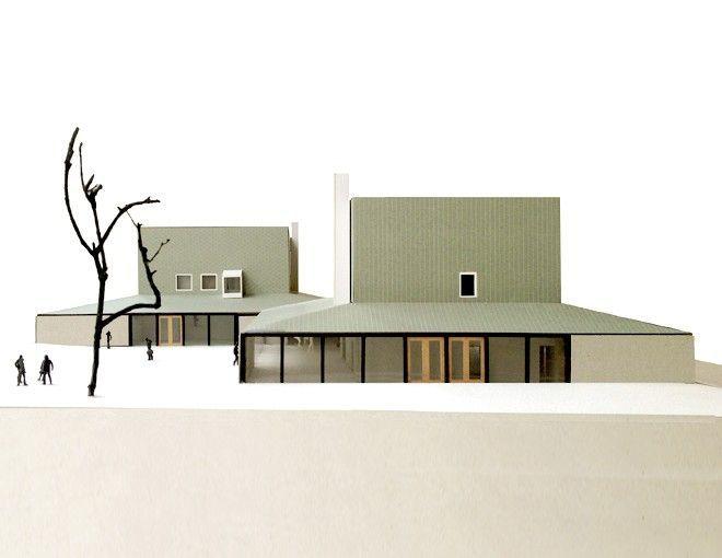 Dierendockblancke Architects - Centre de rencontre Kasterlee