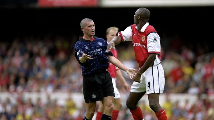 Arsenal v Man United no longer defined by rugged central midfield clashes of old