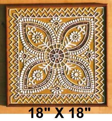 gujarat wall drawings traditional - Google Search