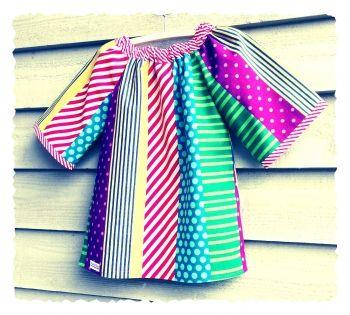 Apple&Soda   Children   Clothing   Stunning 'MAVIS' dress - Handmade Emporium