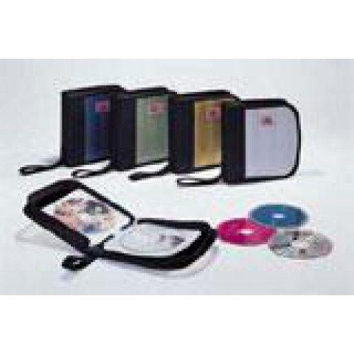 CD tartó táska vagy DVD tartó táska 24 darabos Eagle CD24MDS - Tartós, strukturált felületű #Polipropilén borítású #cd_tartó_táska vagy #dvd_tartó_táska 24 darab #CD vagy #DVD részére. Hordozható, cipzáras #cd_táska vagy #dvd_táska lapozható, átlátszó tasakokkal. Egy lapon 1 tasak található. #cd_tartó #dvd_tartó #cd_holder #dvd_holder #cd mappa #dvd_mappa #DJ számára kötelező darab. #Ezüst és #metálkék színben kapható.