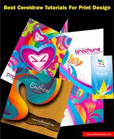 Best Coreldraw Tutorials For Print Design