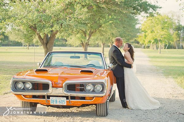 Love the idea, maybe try a different angle.  Great for proms or weddings, even seniors who would like to incorporate their car.