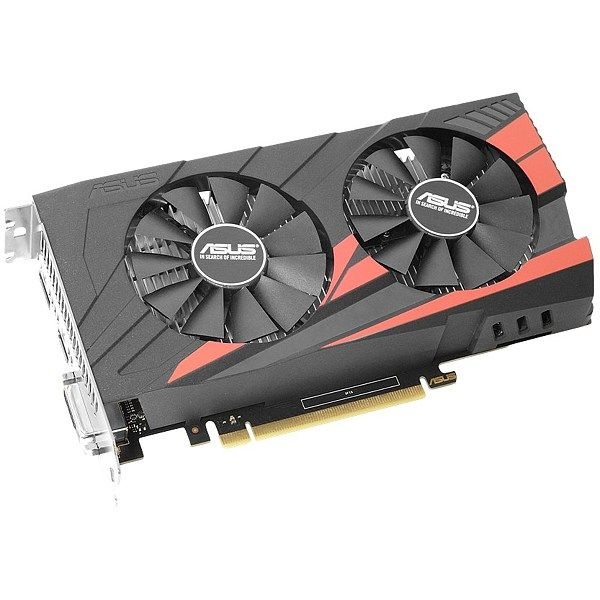 Asus Geforce Gtx 1050 Ti 4gb Gddr5 Expedition Graphic Card Asus Nvidia
