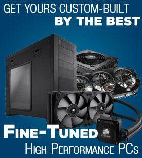 PC parts and tech