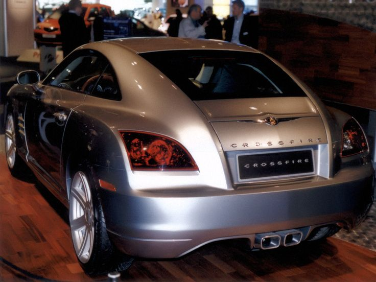 Chrysler Crossfire Coupe 2003