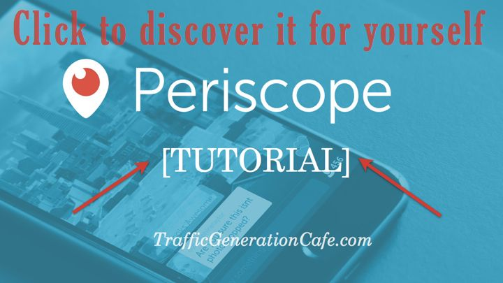 Periscope has an incredible potential - for your business and life. Learn how to use Periscope in this Periscope tutorial: http://tgcafe.it/periscope-tutorial?utm_content=bufferee914&utm_medium=social&utm_source=pinterest.com&utm_campaign=buffer