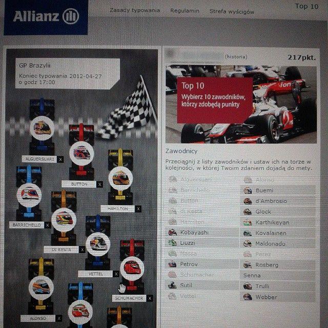 #allianz #f1 #app #aplikacja #facebook #top10 #MODX #razdwaprojekt http://www.razdwaprojekt.pl/portfolio/strefa-wyscigow/