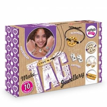myStyle Tag Jewellery - DIY jewellery, everything you need in one box