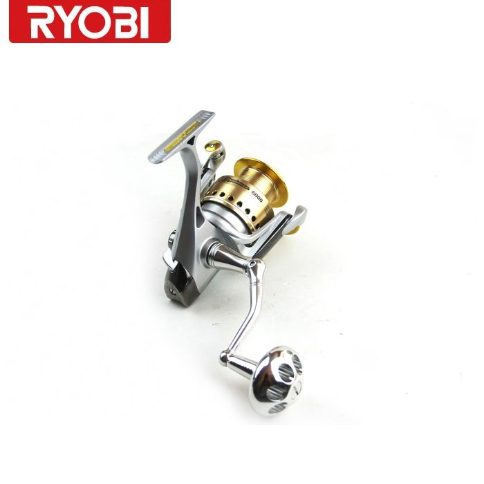 64.46$  Watch here - http://alij1h.worldwells.pw/go.php?t=32790918232 - RYOBI Applause 7BB 100% Original  Spinning reel 5.0: 1 5.1: 1 Carretilha Pesca Spinning fishing rod and magnetic dual brake 64.46$