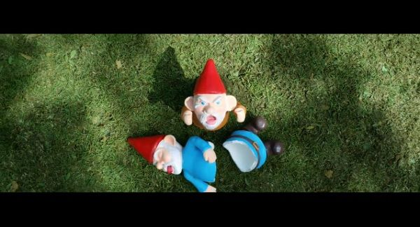 Gnome In Garden: 39 Best Crazy Lawn Gnomes Images On Pinterest