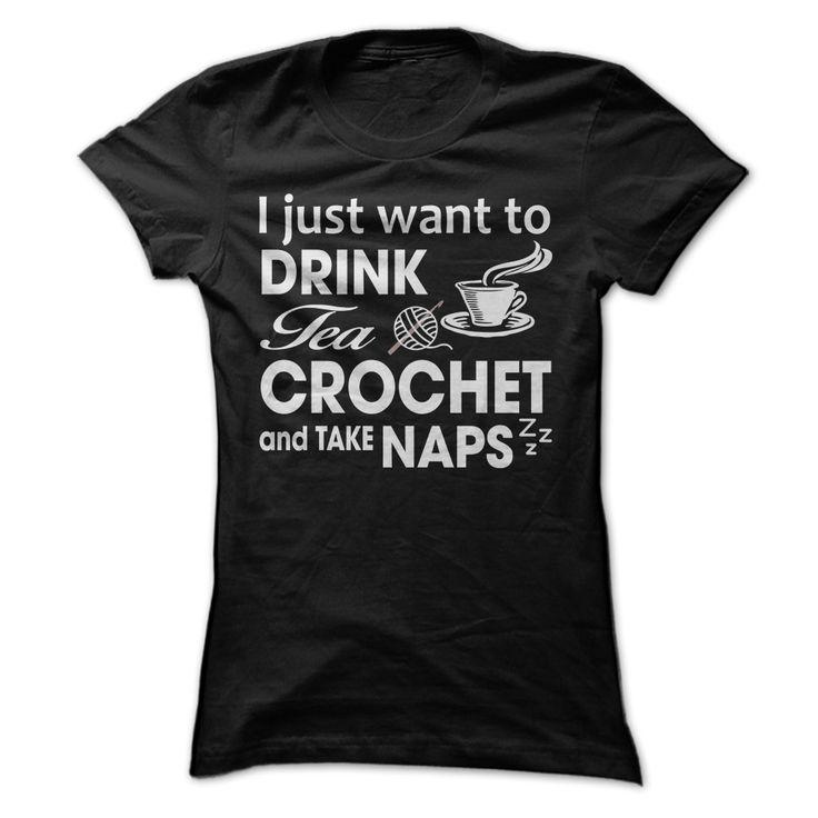 I Love Crochet T Shirt, Hoodie, Sweatshirt