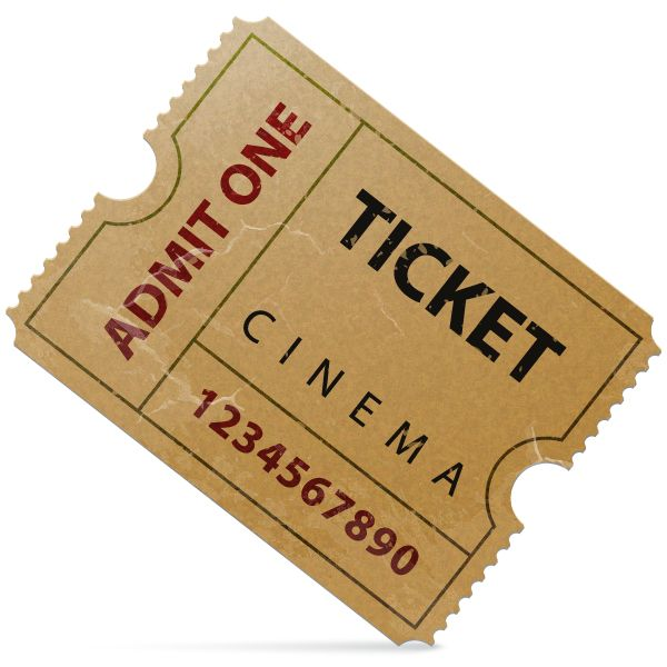 Do you want to illustrate a cinema ticket used several decades ago in our world? If yes then let's get started and you will undoubtedly learn the excellent Illustrator tools and create your own impressive and stunning artworks! Open the Illustrator program, create there the new document and let's begin... http://vectorboom.com/load/tutorials/illustration/how_to_illustrate_an_old_cinema_ticket/5-1-0-385