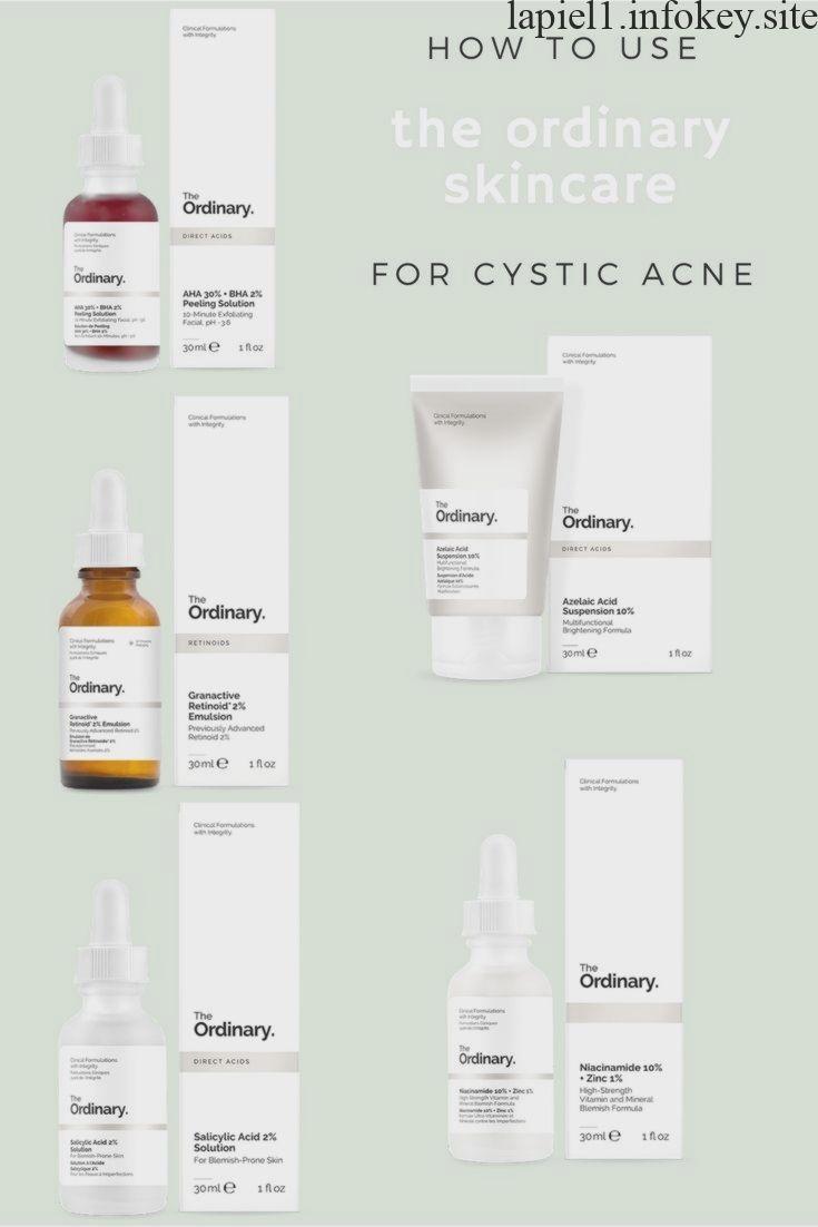 Una Mascarilla Para Cada Tipo De Piel Escoge La Tuya With Images The Ordinary Skincare Cystic Acne Skin Care