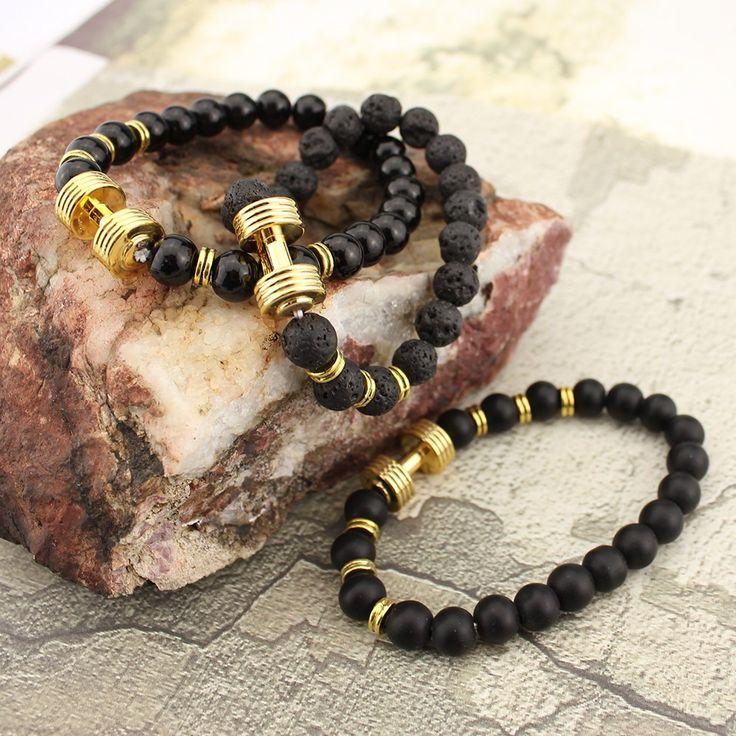 Pulseria Natural stone Yoga Energy Bracelet on sale at 50% OFF!