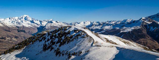 Retour sur... Le domaine skiable de la Plagne | La Faute Au Graph.