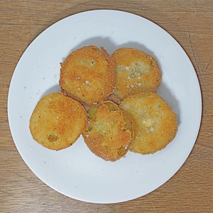 Fried Tomatillos