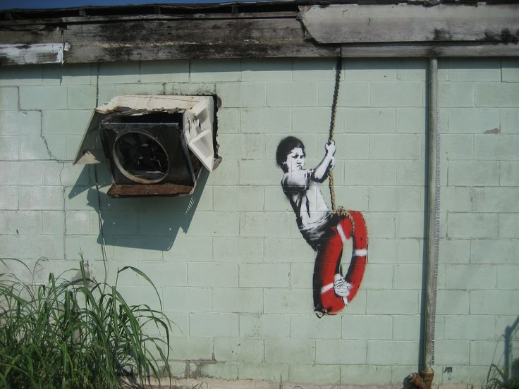 Banksy Street Art Locations Banksy Wikipedia The Free Encyclopedia