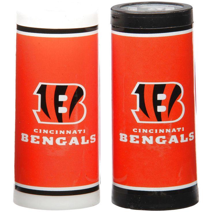 Cincinnati Bengals Salt & Pepper Shakers - $3.99