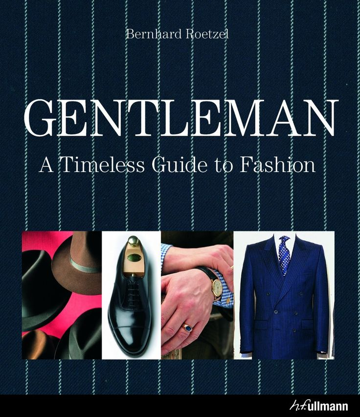 Gentlemens Fashion Guide