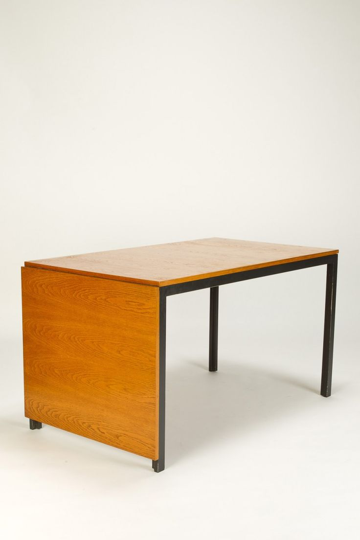 Adjustable Dining Table Altherr von Alfred Altherr - OkayArt