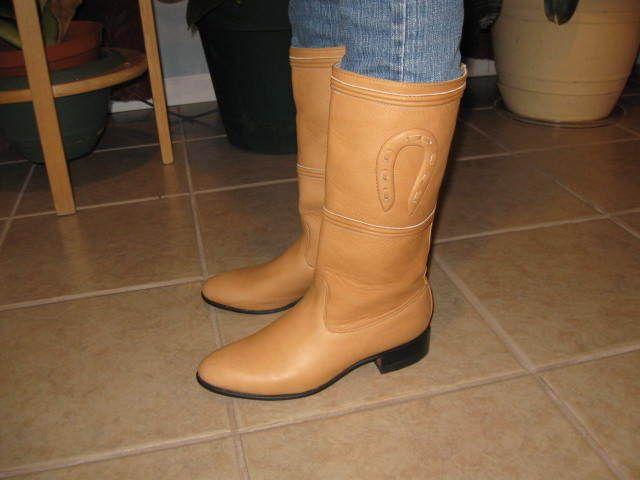 Botas hecho en Jalisco