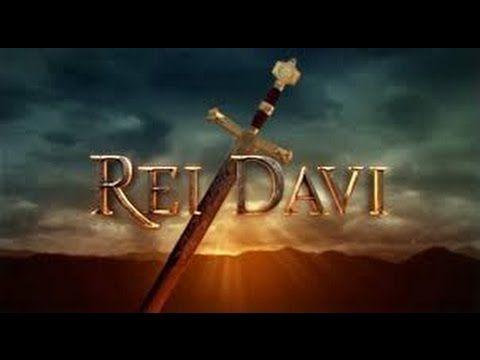 FILME DO REI DAVI - DESENHO DUBLADO