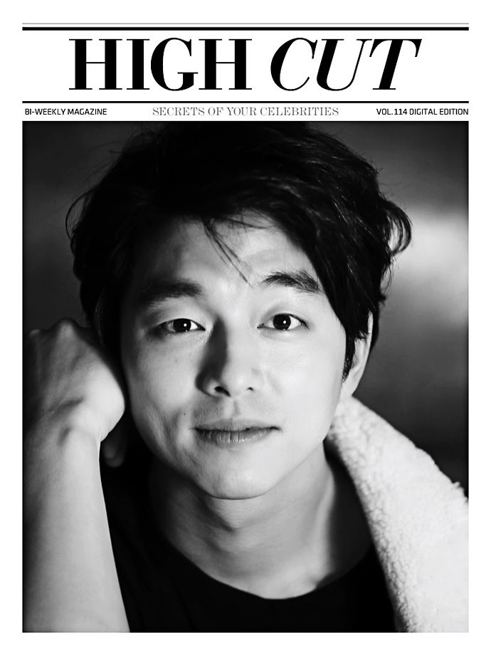 You know you gotta have more of him! ;) So, here! Meanwhile, Gong Yoo's previously released spreads from Singles' December issue may be seen here and from High Cut's Vol. 114 are …