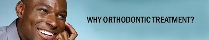 Learn about orthodontic treatment.