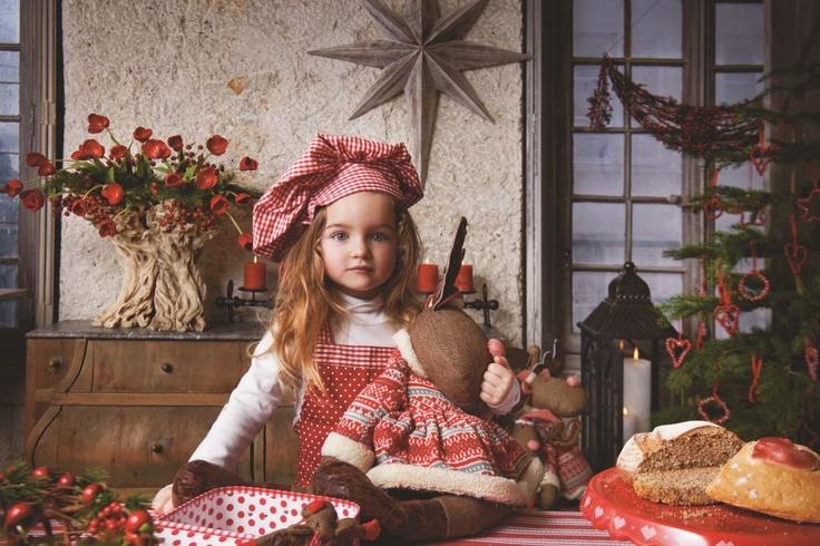 Vánoce, děti, cukroví...