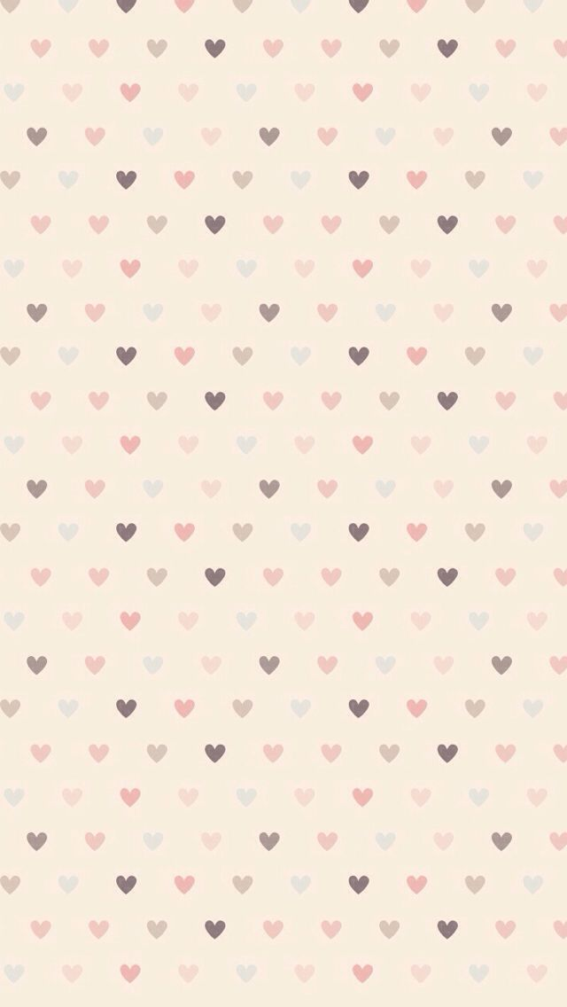 Heart wallpaper.