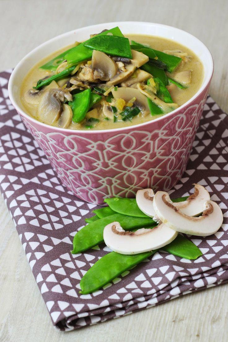 Thai-Suppe nach Weight Watchers