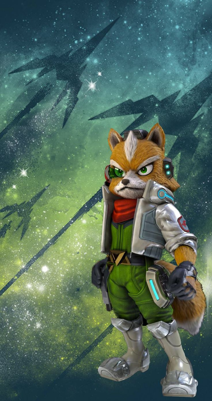 158 Best Star Fox Images On Pinterest