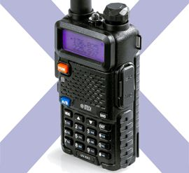 BaoFeng BF-F8HP Radio