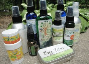 Good info on insect repellent for kids.