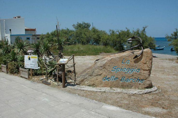 la spiaggia delle barche...Santa Lucia di Siniscola