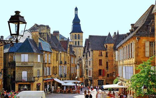 Sarlat, France. Stunning city, amazing  food!