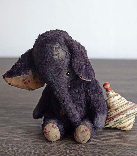 Elephant Mathis by Guzel Kostyna bears