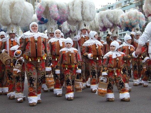 Carnaval de Binche (The Gilles de Binche)